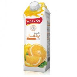 آبمیوه نکتار یک لیتری پرتقال تکدانه