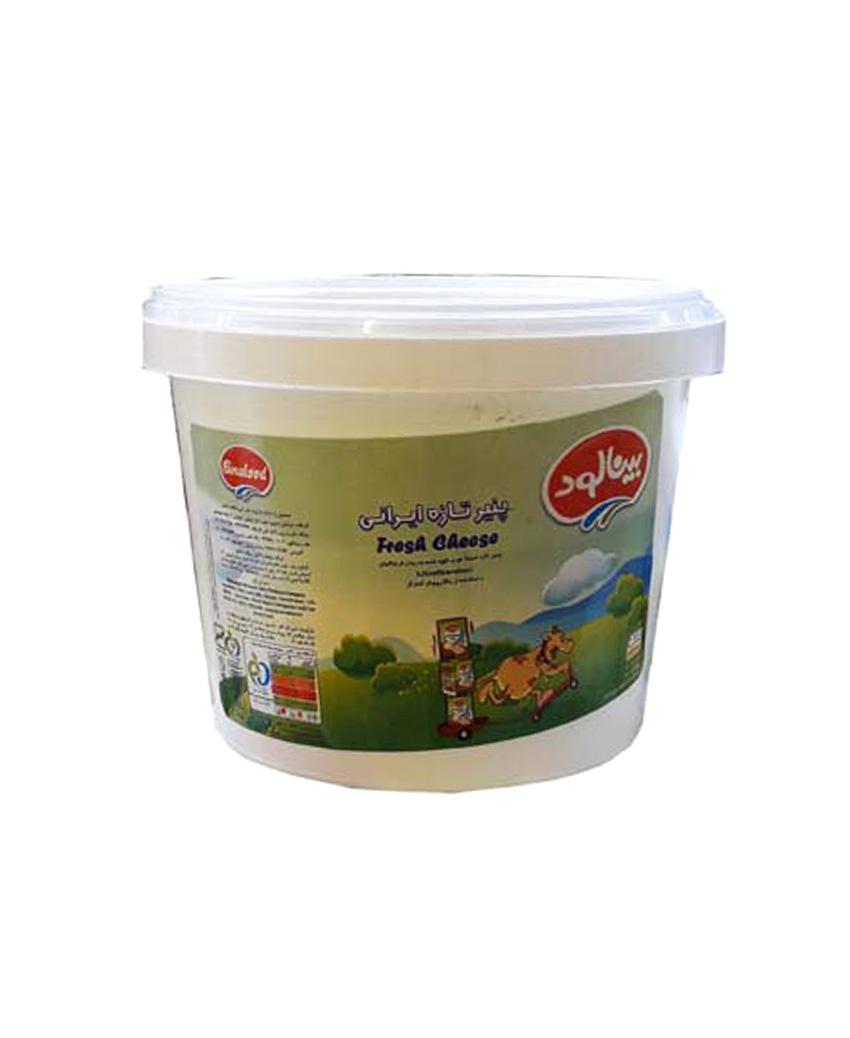 پنیر سفید سطلی بینالود 2 کیلوگرمی