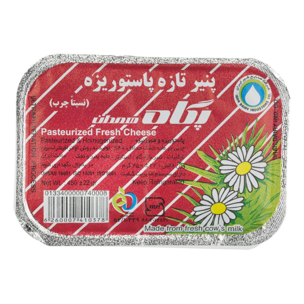 پنیر سفید ایرانی پگاه – ۴۰۰ گرم