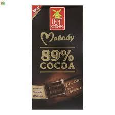 شکلات تلخ 89% تبلتی ملودی