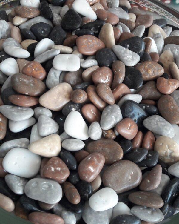 شکلات سنگی رودخانه ای 500 گرمی ارکان