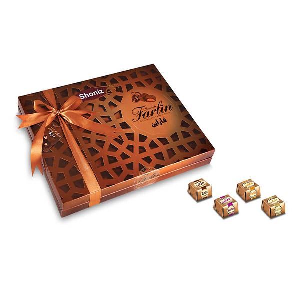 شکلات کادویی روباندار فارلین شونیز