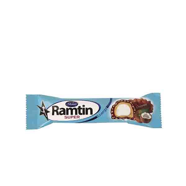شکلات رامتین نارگیلی شونیز بسته 24 عددی