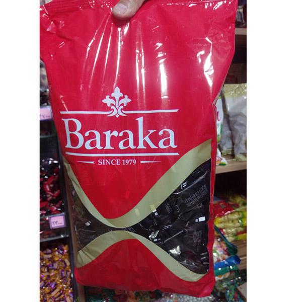 شکلات تلخ باراکا مینی تبلت – 2 کیلوگرم