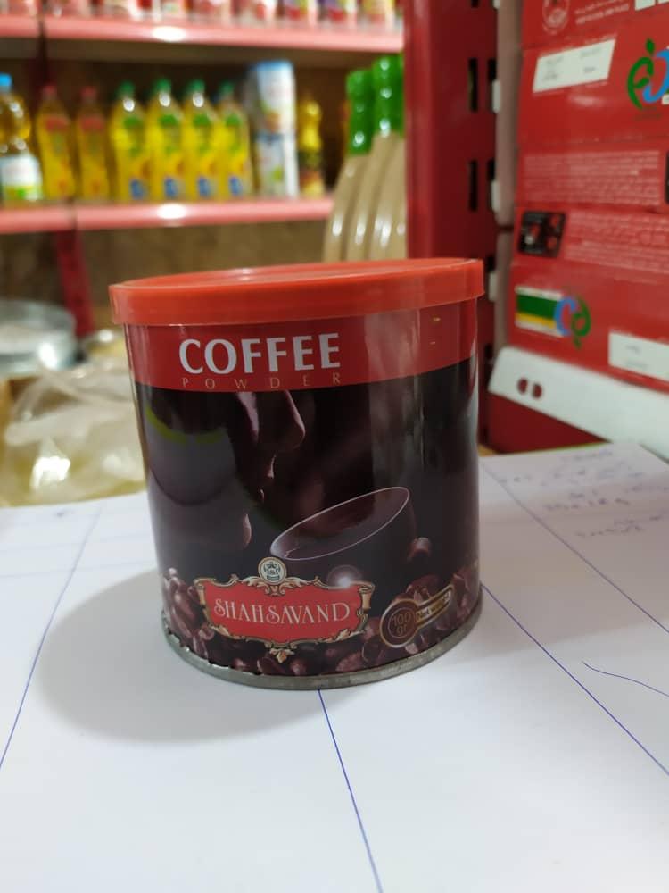 قهوه ترک شاهسوند – 100 گرم