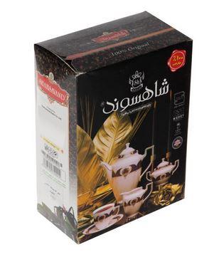 چای سی تی سی شاهسوند وزن 500 گرم  100%خارجی