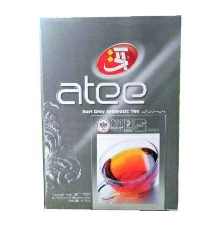 چای معطر سیاه ارل گری آتی بسته 500 گرمی