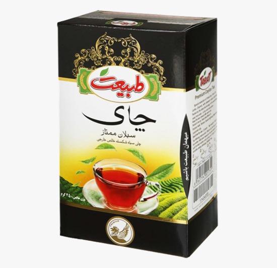 چای سیلان عطری طبیعت – 450 گرم