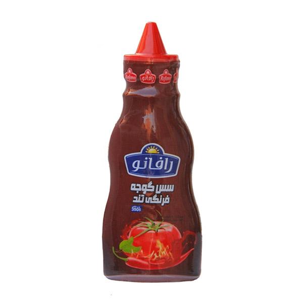 سس گوجه فرنگی تند رافانو 350 گرمی
