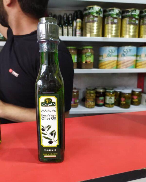 روغن زیتون فرابکر ۱۸۵ گرمی کامزیت بطری