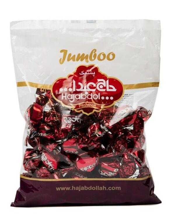 شکلات پشمکی حاج عبداله در 7 مدل مختلف