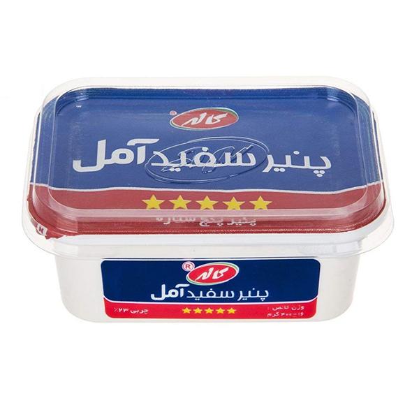 پنیر 5 ستاره آمل کاله – 400 گرم