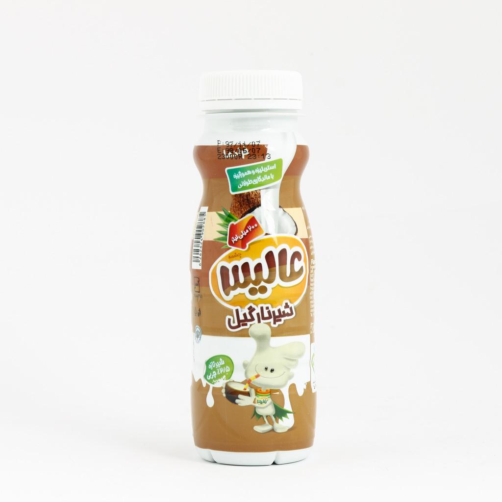 شیر نارگیل عالیس – 200 میلی لیتر