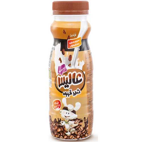 شیر موز عالیس – 1 لیتر