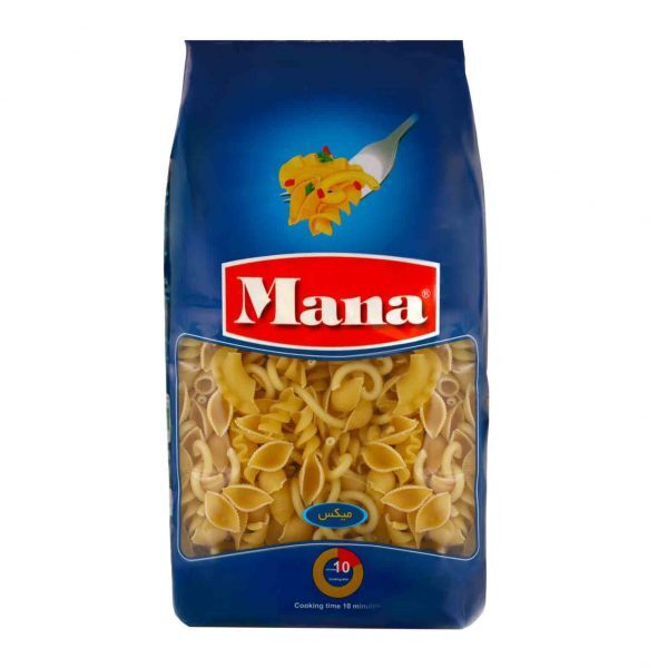 ماکارونی فرمی ساده مانا