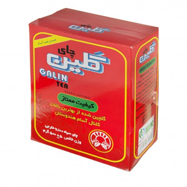 چای ساده گلین قرمز شکسته هندی