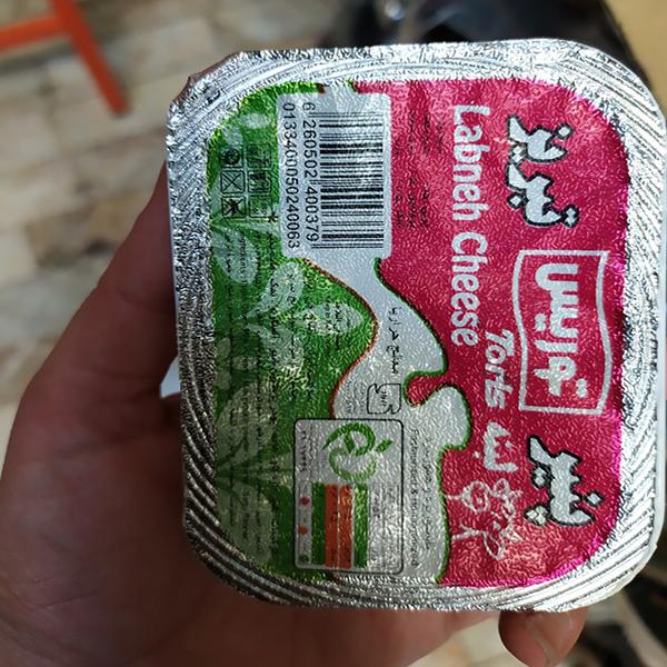 پنیر لبنه توریس تبریز – 100 گرم