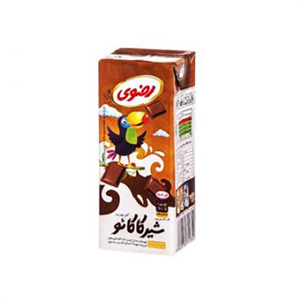 شیر کاکائو 200 سی سی رضوی