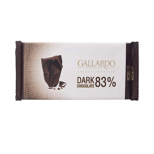 شکلات تلخ 83% دارک (70 گرم)