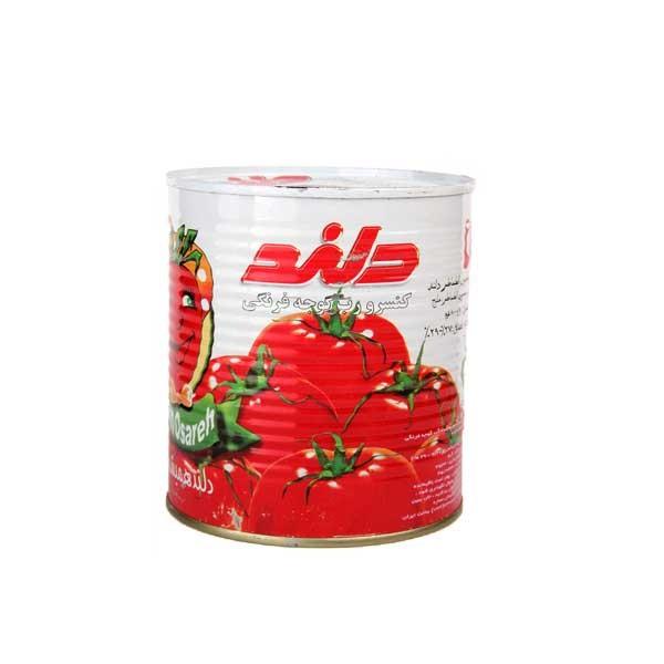 رب گوجه فرنگی دلند – 800 گرم