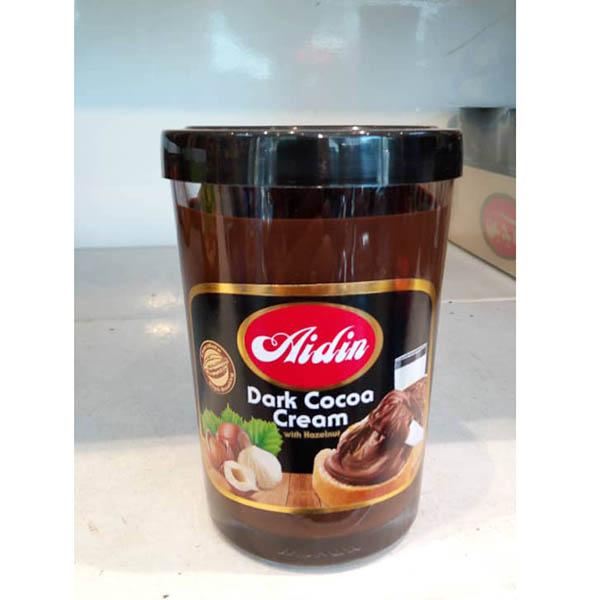 کرم کاکائو لیوانی تلخ صبحانه آیدین- 190 گرم