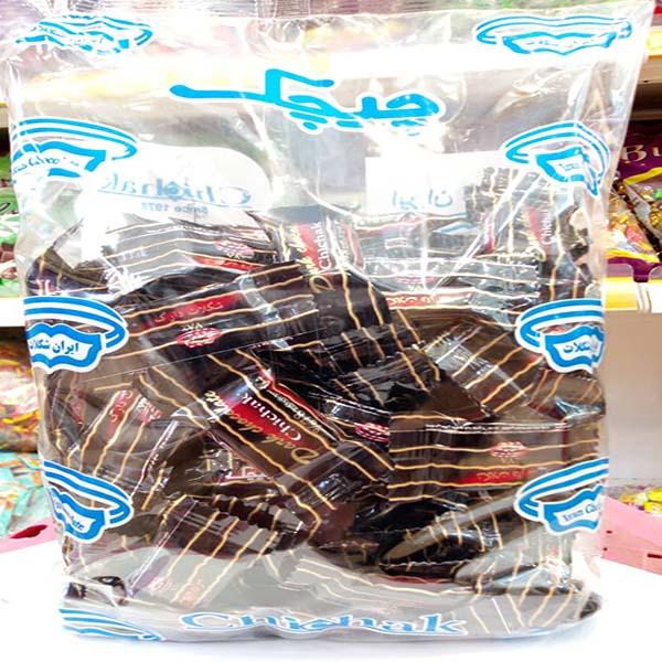 شکلات تلخ 78 درصدی چیچک