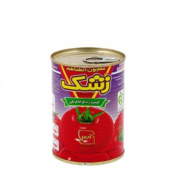 رب گوجه فرنگی زشک – 400 گرم