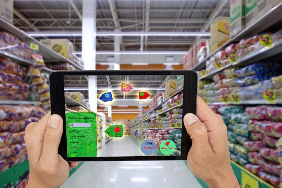 3 - سوپر مارکت مشهد