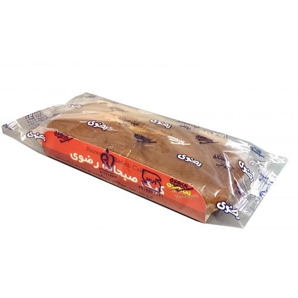 کیک صبحانه روغنی نان رضوی – 120 گرم