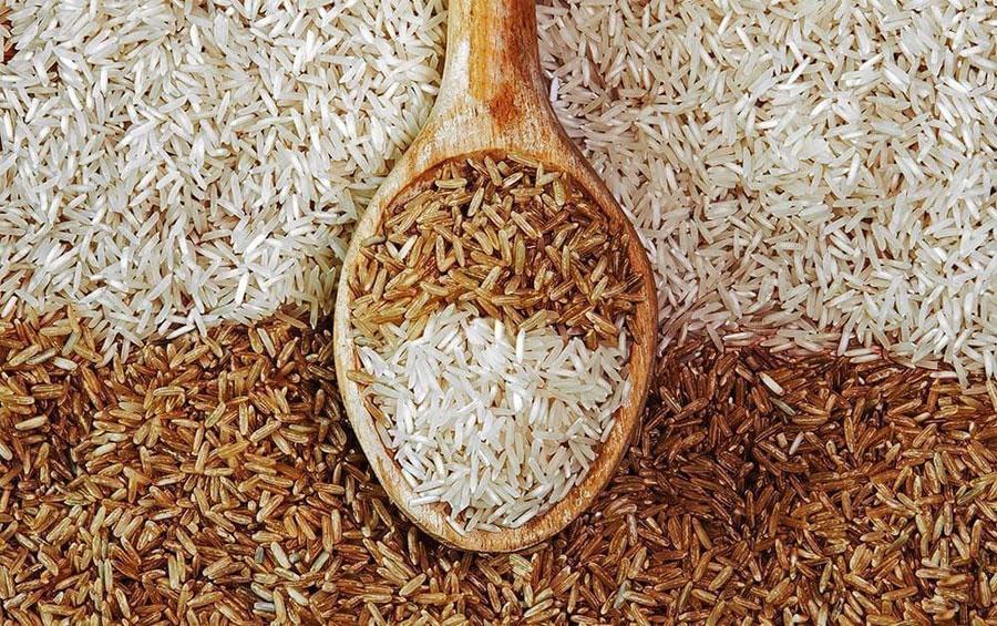 ghahveii - انواع برنج ایرانی (معرفی بهترین برنج ایرانی + قیمت برنج ایرانی)