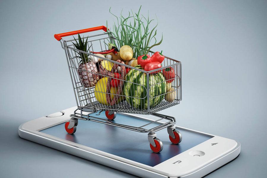 سوپرمارکت آنلاین در مشهد