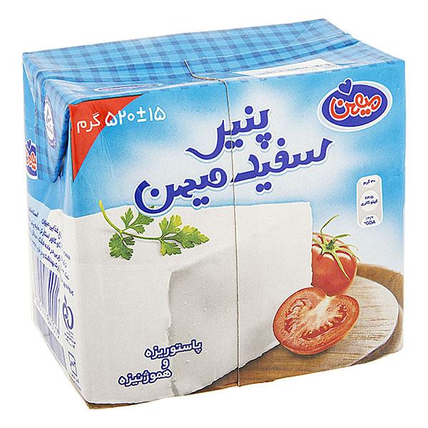 پنیر سفید ایرانی میهن – 520 گرمی