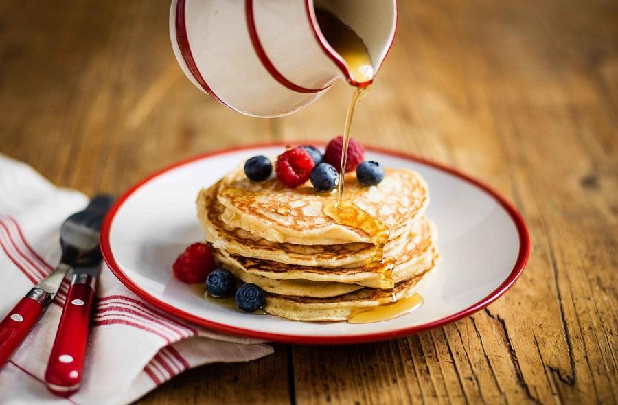 pancake - عصرانه چی بخورم؟ (طرز تهیه چند عصرانه ساده و خوشمزه)