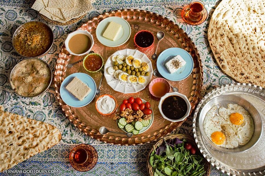 پیشنهاداتی برای صبحانه سالم و مقوی