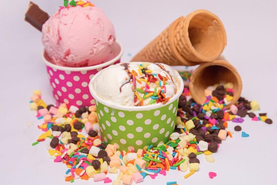 ice cream - خرید تنقلات از سوپرمارکت اینترنتی ارزانسرا