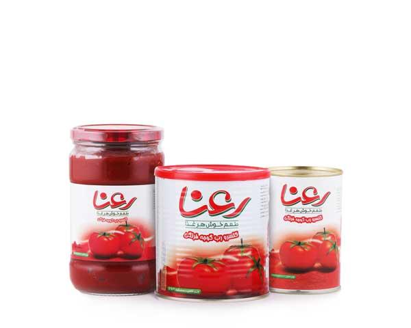700 min - محصولات غذایی رعنا
