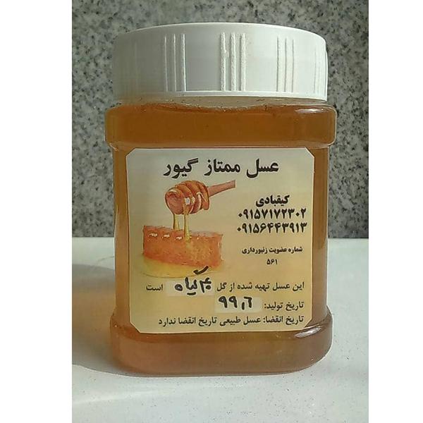 عسل ممتاز چهل گیاه گیور – نیم کیلوگرم