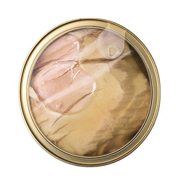 کنسرو ماهی فیله تن در روغن گیاهی تاپسی – 240 گرم