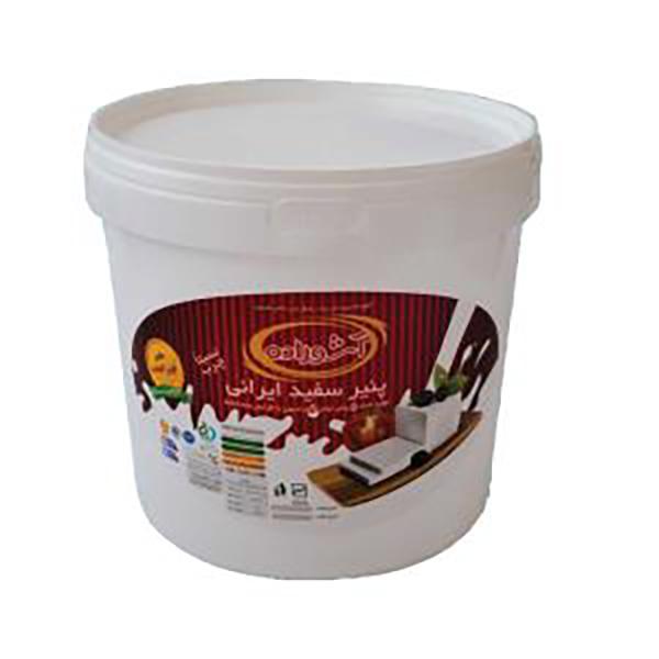 پنیر سطلی آشوراده 10 کیلوگرم