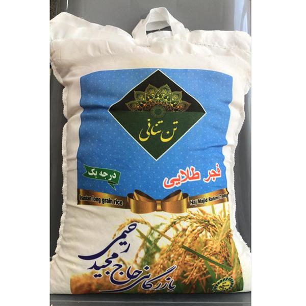 برنج فجر طلایی تن تنانی – برنج شمال