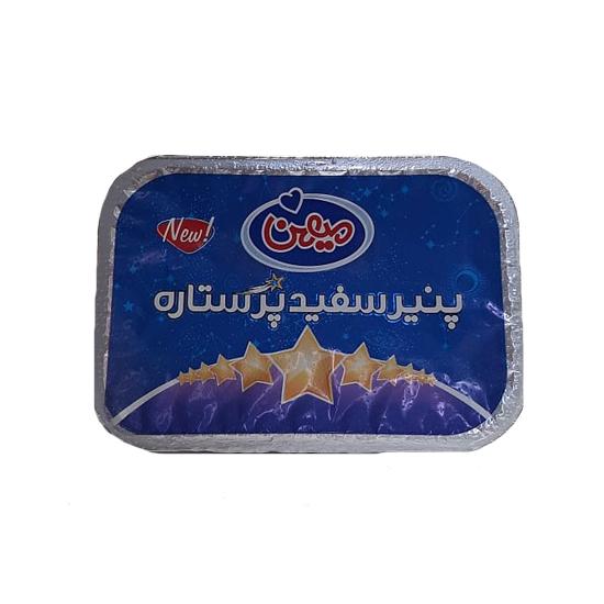 پنیر سفید پر ستاره میهن 400 گرمی