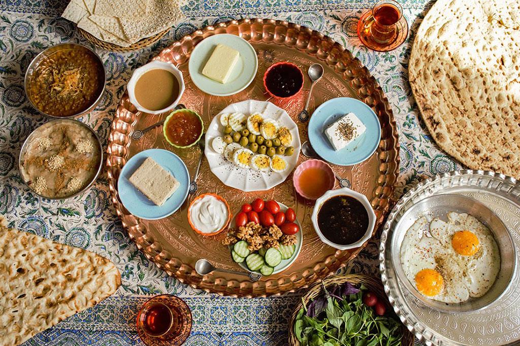 سحری در ماه رمضان