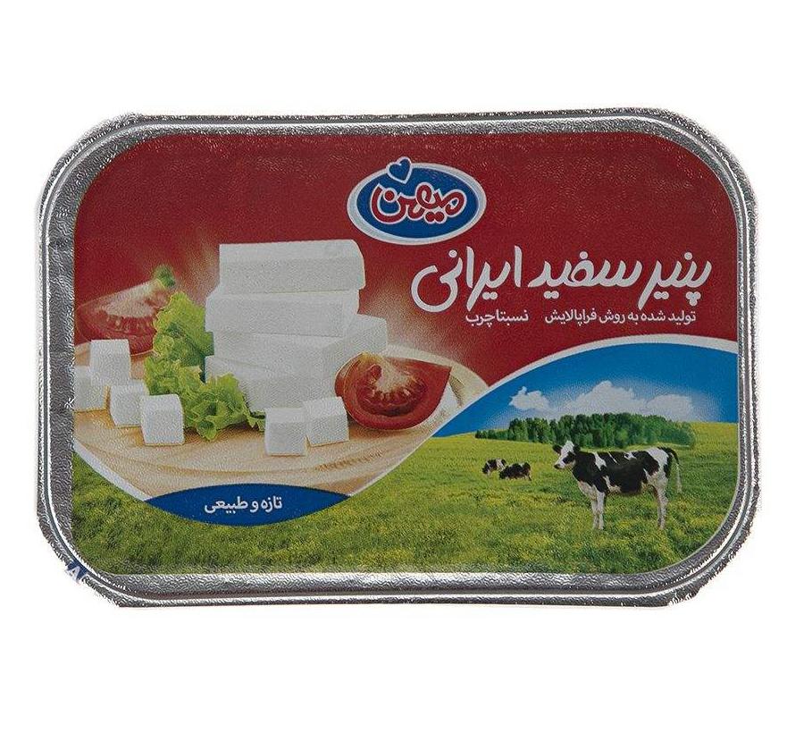 پنیر سفید ایرانی میهن وزن 400 گرم