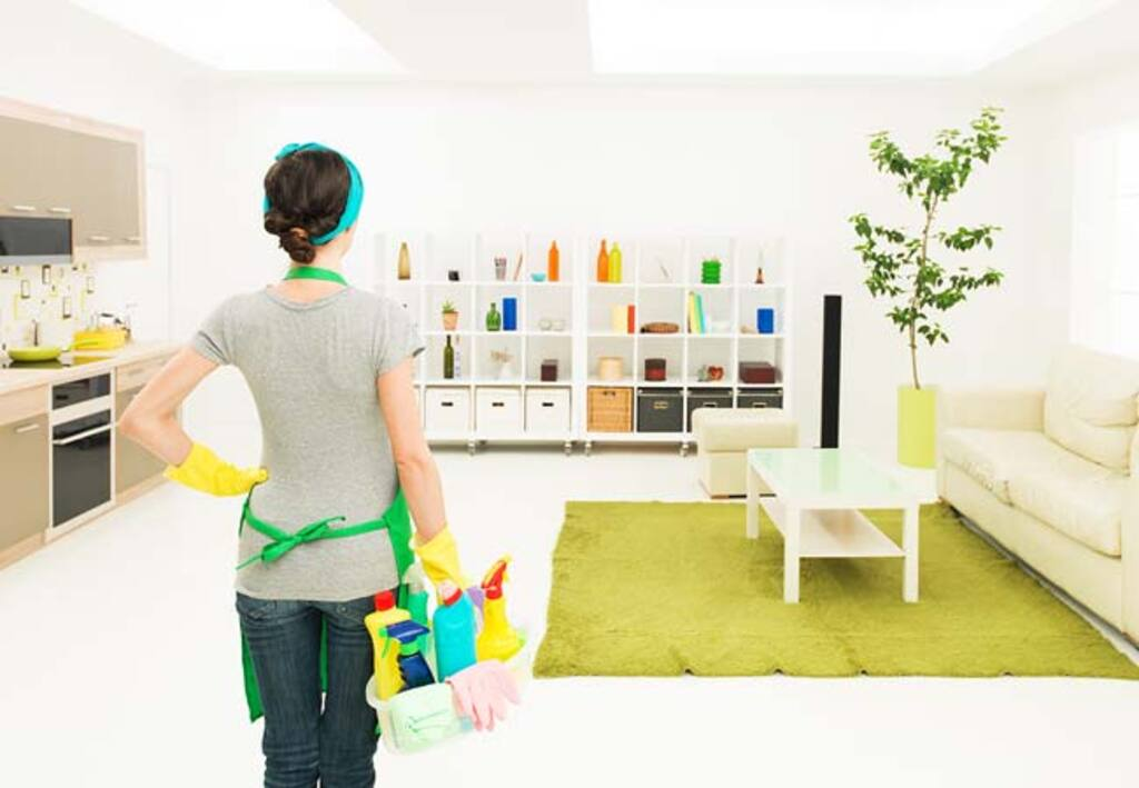home cleaning services 650x450 1 - ترفندهای تمیز کردن سطوح