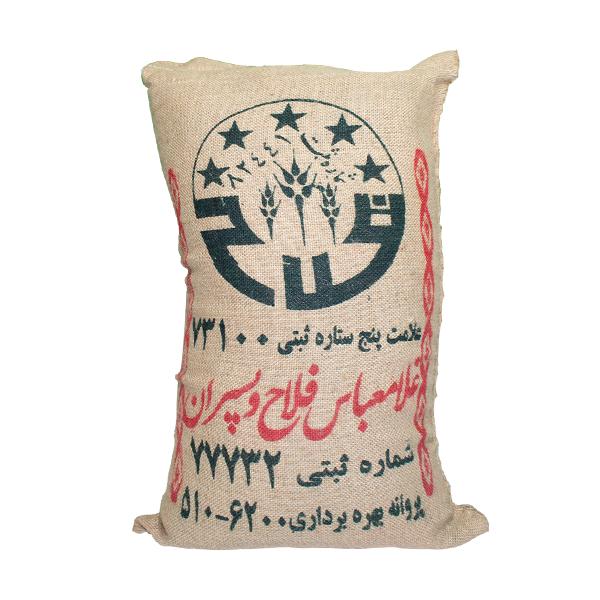 برنج فلاح پنج ستاره کنفی بیست کیلویی جدید