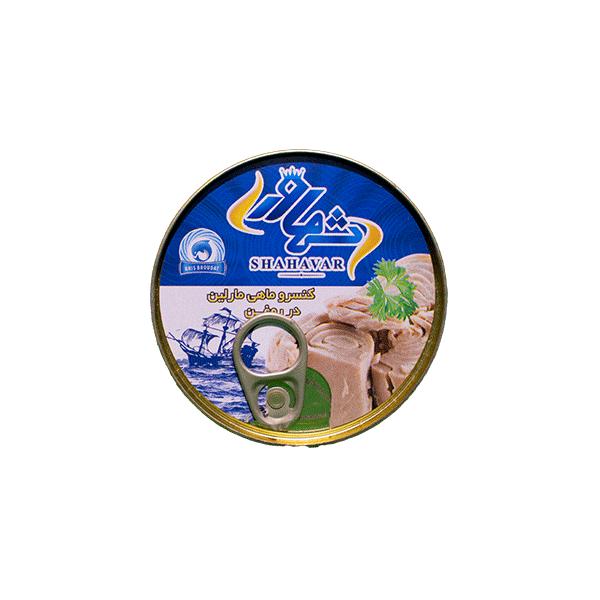 کنسرو تن ماهی دانشجو ۱۸۰گرمی آسان باز شو