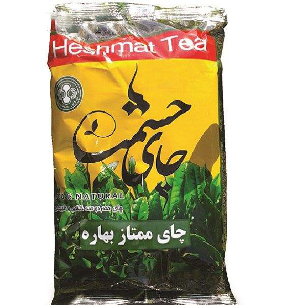 چای سیاه شکسته ایرانی حشمت 500 گرمی