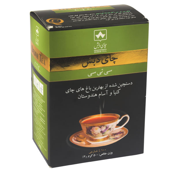 چای دبش کله مورچه طلاکوب 500 گرم